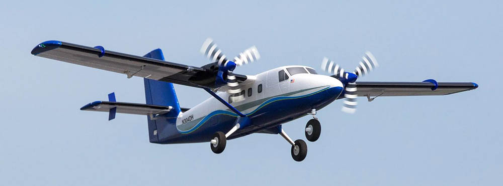 DHC-6 Twin Otter 1,2m