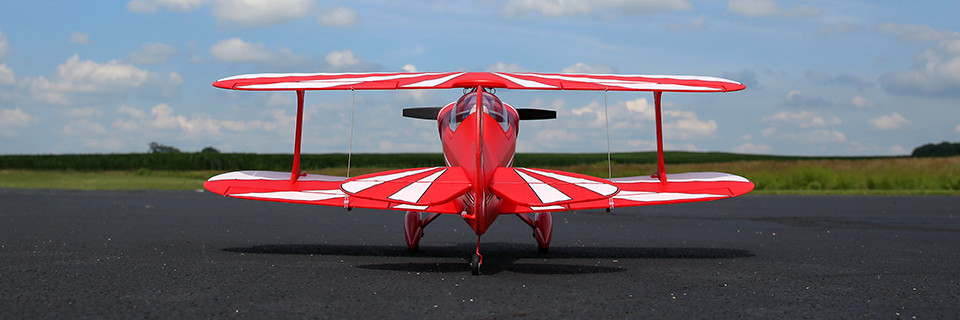 Pitts S-1S BNF Basic