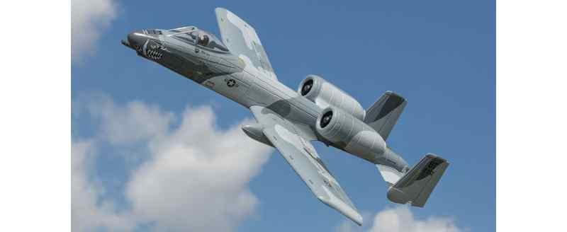 UMX A-10 BL BNF