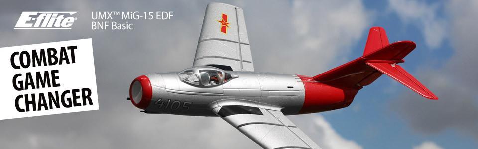 UMX MiG-15