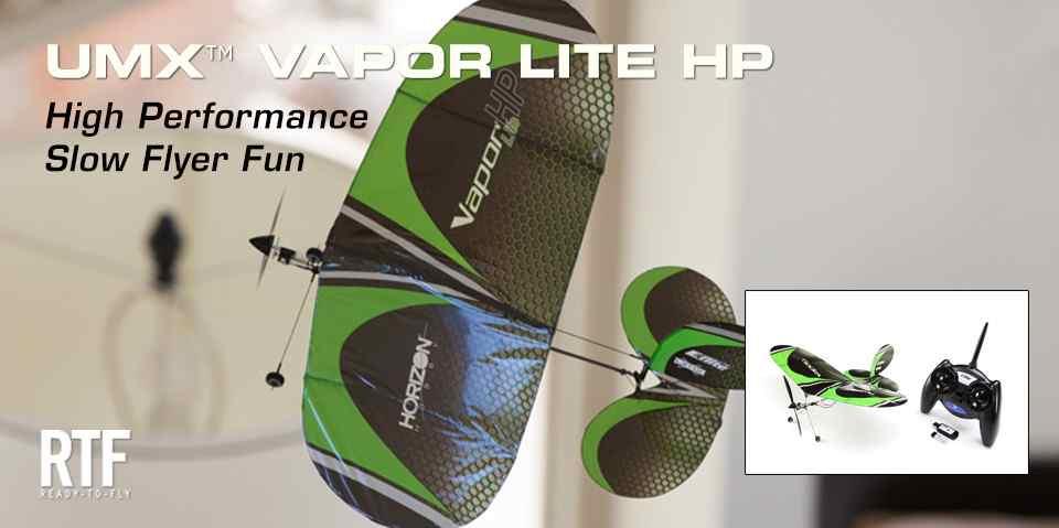 UMX Vapor Lite HP