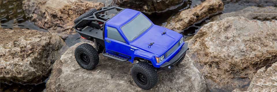 Barrage 1:24 4WD Scaler Rock Crawler