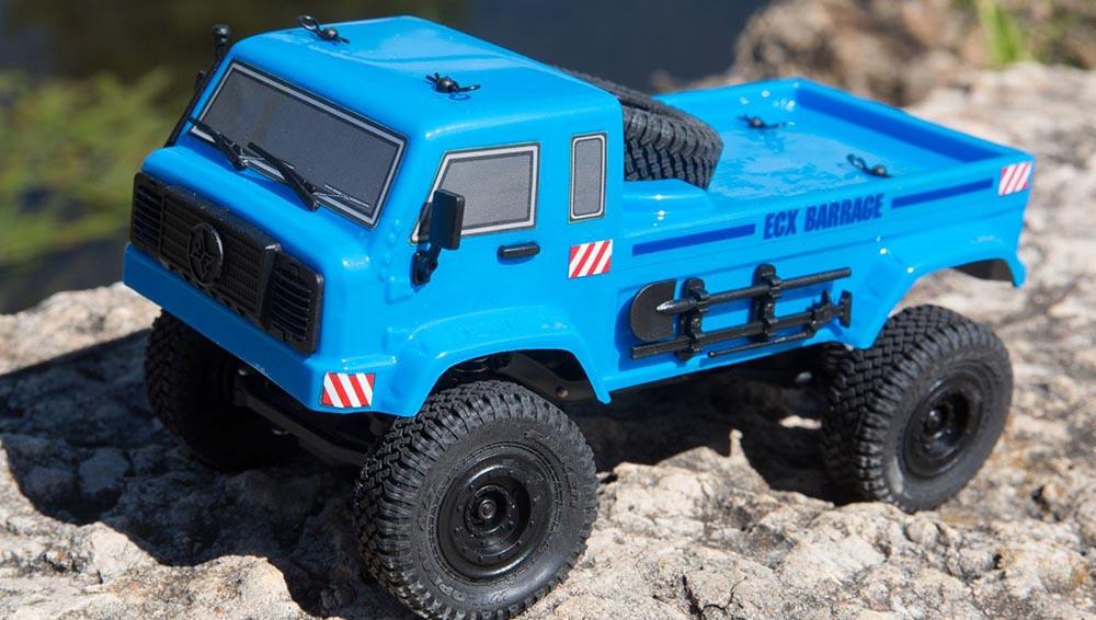 Barrage 1:24 4WD FPV