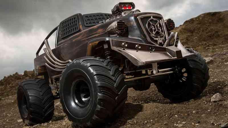 ECX Barrage Doomsday 1.9 1:12 4WD RTR