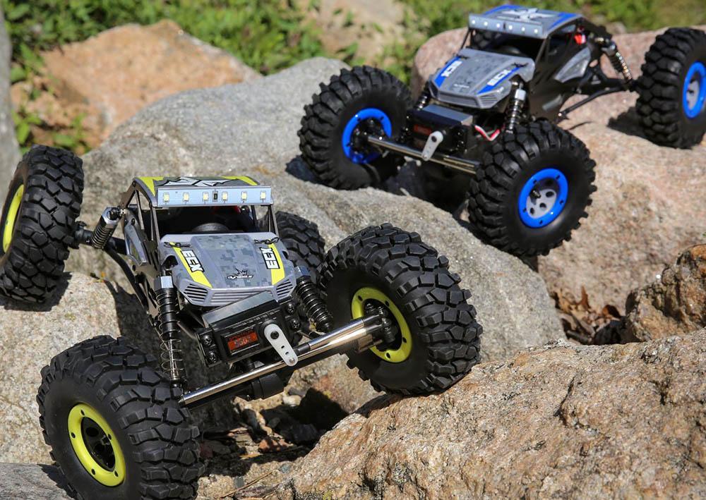 Temper Crawler G2 1:18 4WD RTR