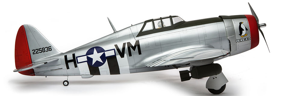 P-47D Thunderbolt 20cc