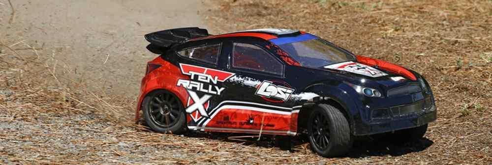 Losi TEN Rally-X