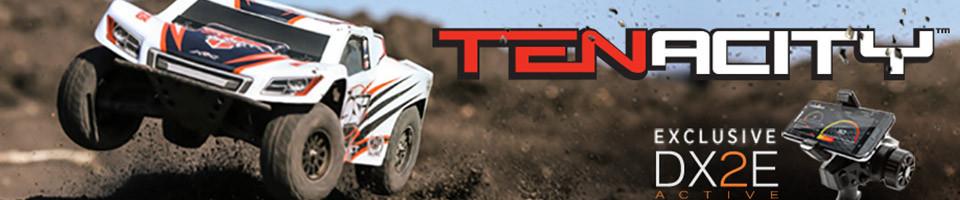 Losi Tenacity SCT 4WD RTR AVC