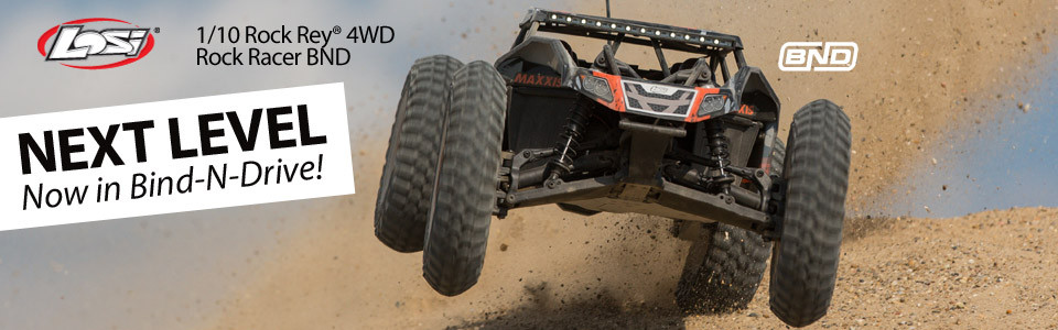Rock Rey 4WD 1:10 Rock Racer
