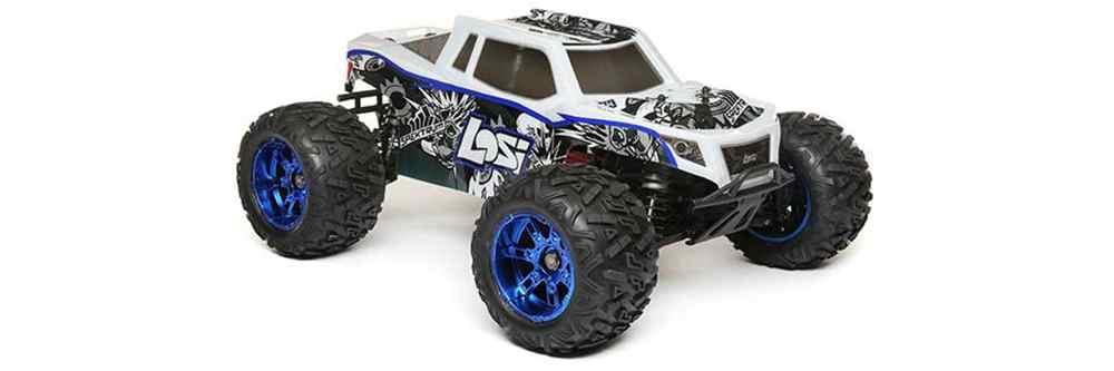 LST 3XL-E 4WD Monster Truck