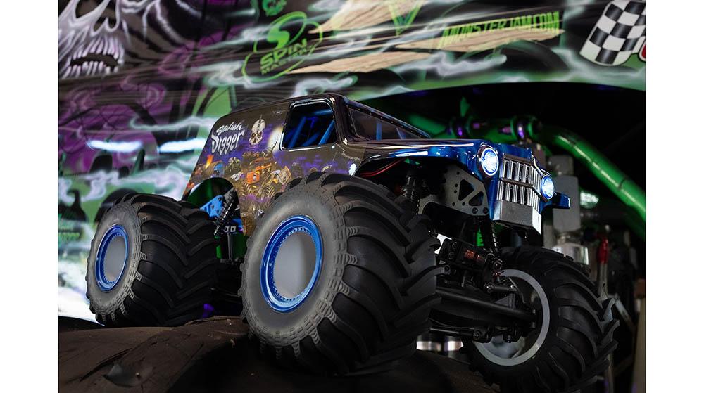 LMT Monster Truck
