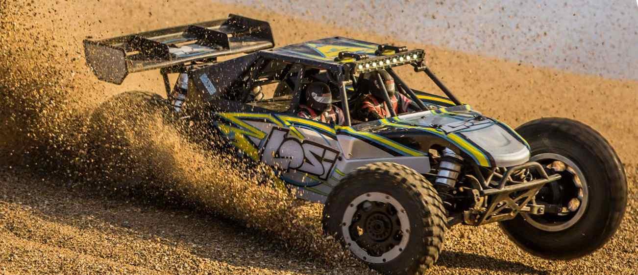 Losi Desert Buggy XL-E 1:5 4WD