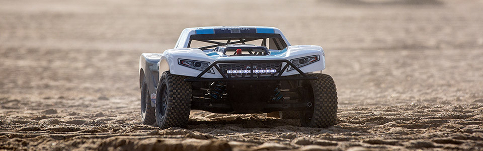 Short Course Losi 5ive-T 2.0
