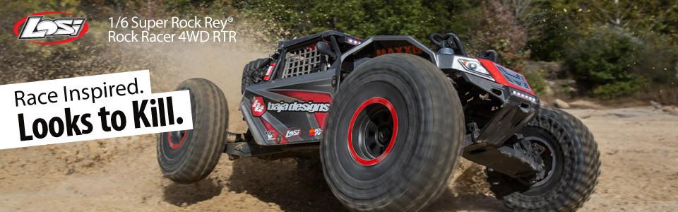 Rock Rey 4WD 1:6 Rock Racer