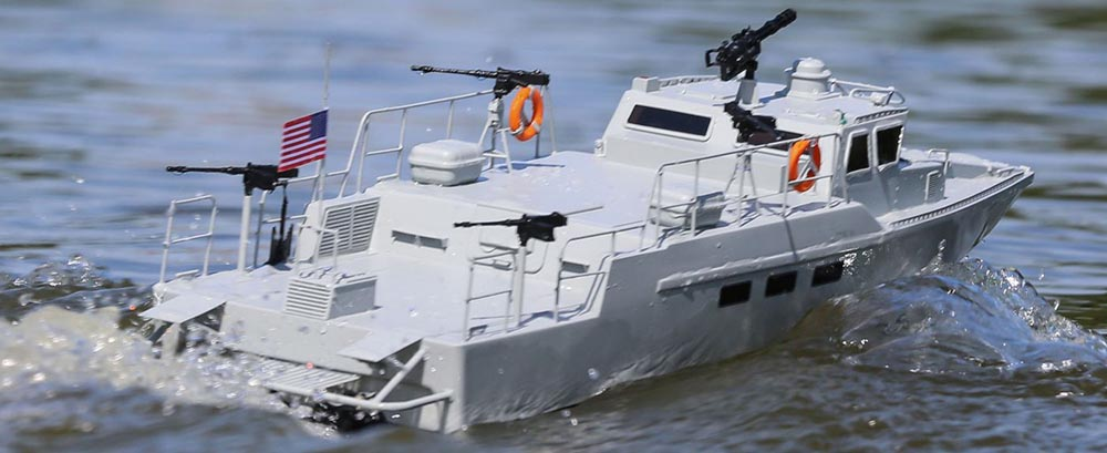 Riverine Patrol Boat 22