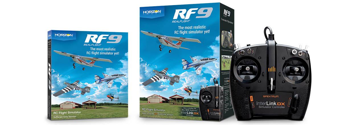 RealFlight RF9