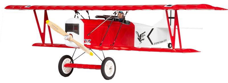 Fokker D.VII Kit