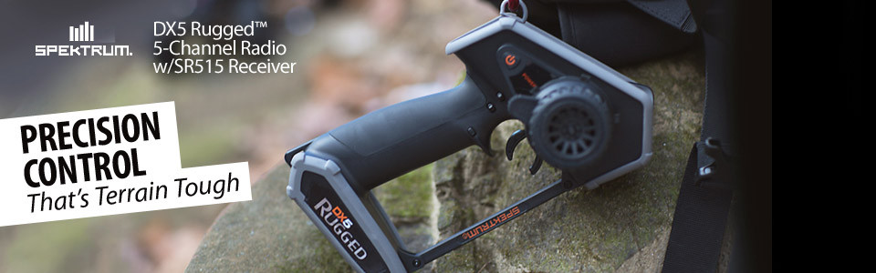 DX5 Rugged DSMR
