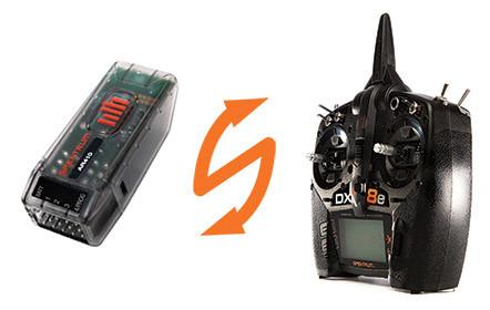 Spectrum Receiver AR410 4CH Sport - Profimodel cz