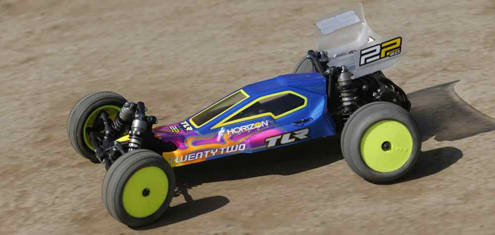 22 2.0 1:10 2WD Race Buggy Kit