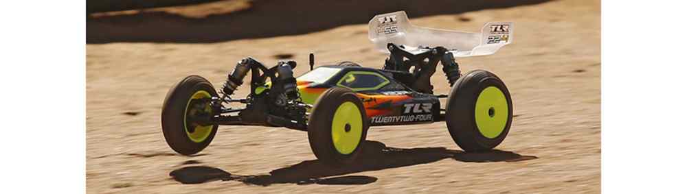 22-4 1:10 4WD Race Buggy Kit