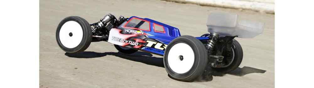 22 3.0 1:10 2WD Race Buggy Kit