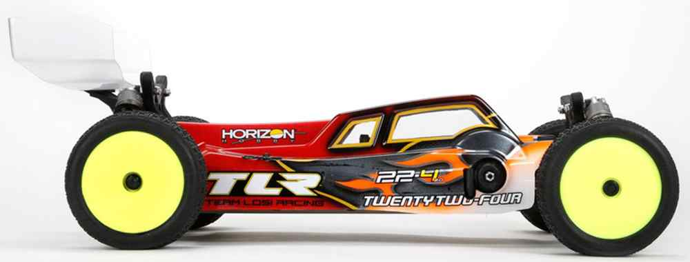 22-4 2.0 1:10 4WD Race Buggy Kit