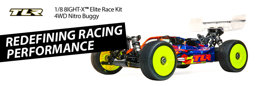 8ight-X Elite Nitro Buggy Kit