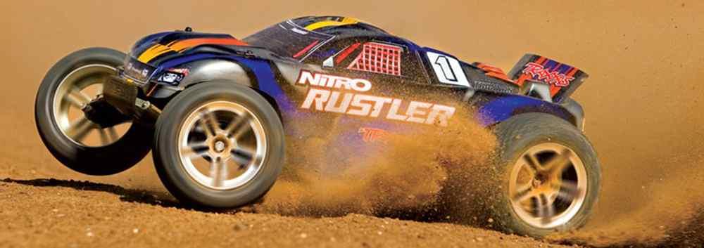 Nitro Rustler 1:10 TQ