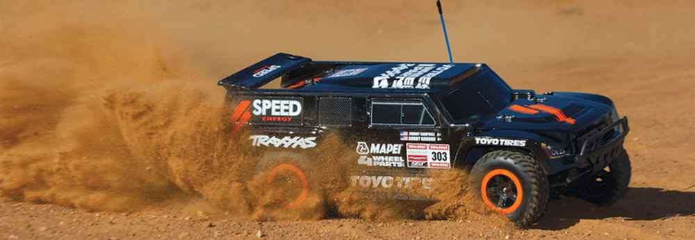 Slash 1:10 Dakar Robby Gordon TQ