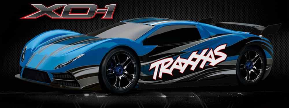 XO-1 1:7 TQi s BlueTooth