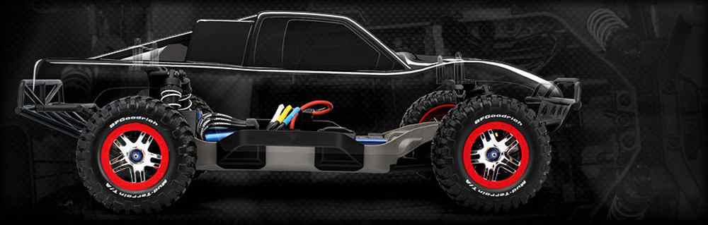 Slash Platinum 1:10 4WD VXL LCG