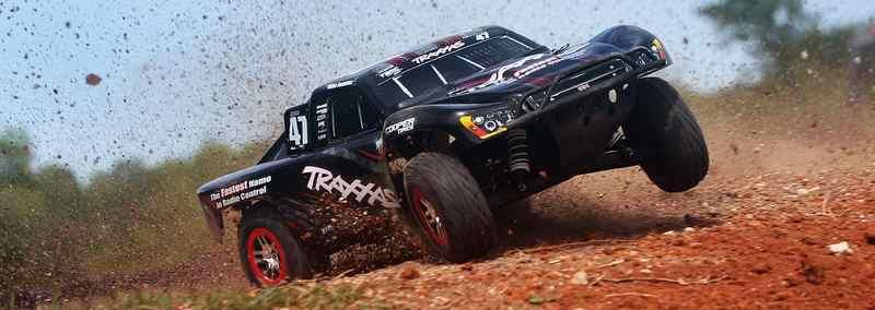 Slash 1:10 4WD VXL TQi OBA TSM