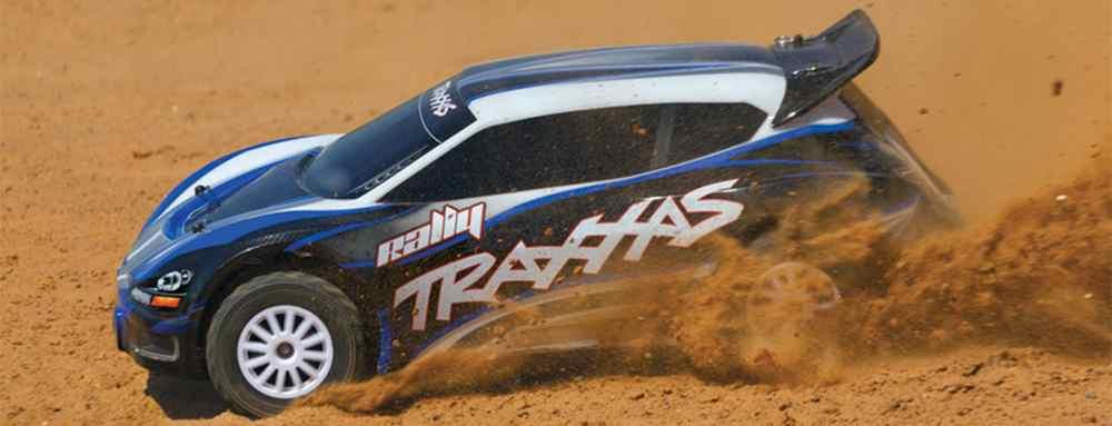 Rally 1:10 4WD VXL TQi TSM