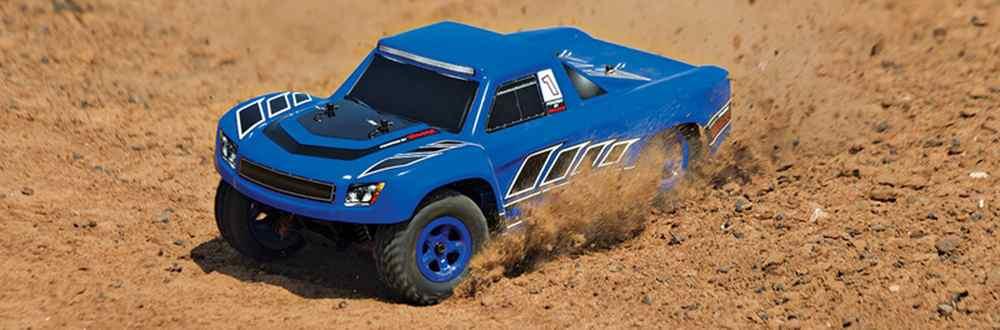 Desert Prerunner 1:18 4WD TQ