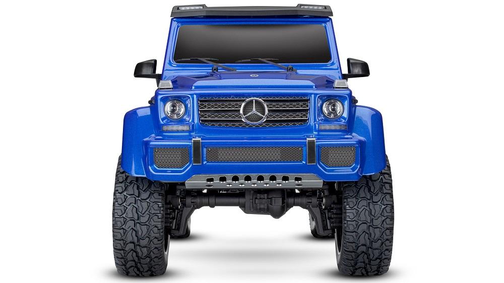 Traxxas TRX-4 Mercedes G500 1:10 TQi RTR