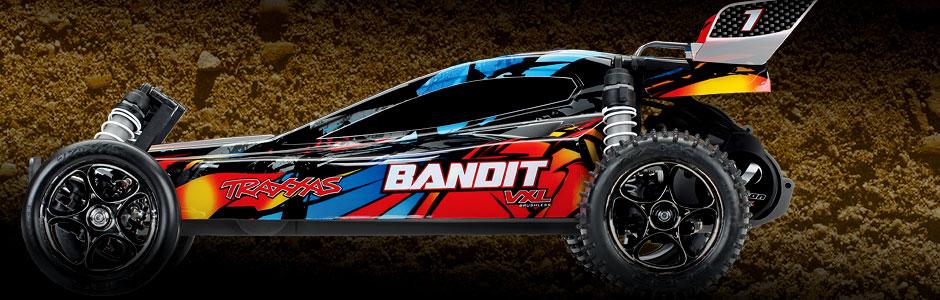 Bandit 1:10 VXL TQi TSM RTR