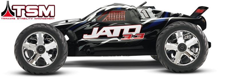 Traxxas Nitro Jato 1:10 TQi s BlueTooth TSM RTR