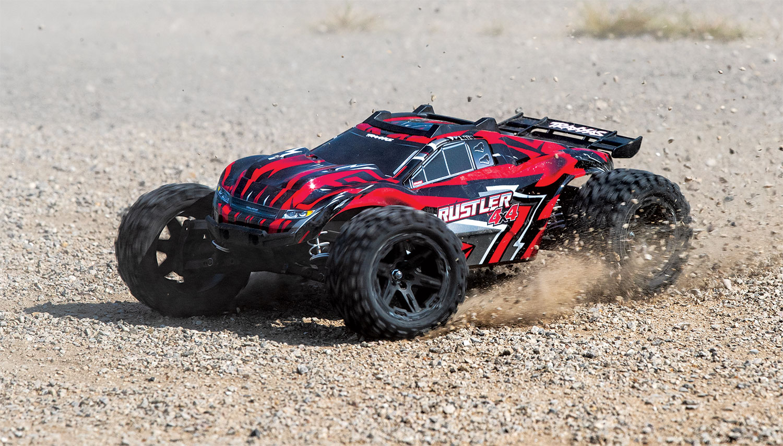 Traxxas Rustler 1:10 4WD RTR