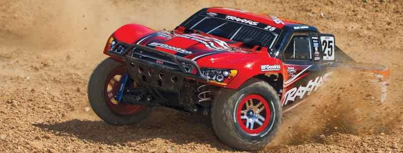Slash Ultimate 1:10 4WD VXL LCG TQi Bluetooth TSM OBA