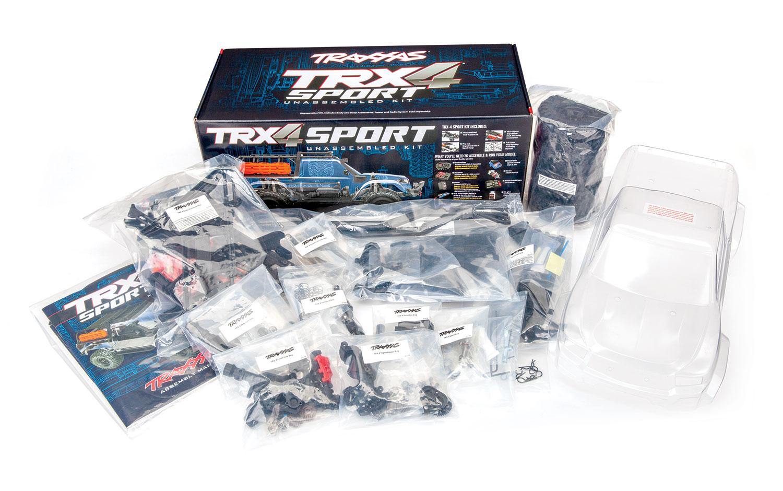 Traxxas TRX-4 Sport 1:10 Kit