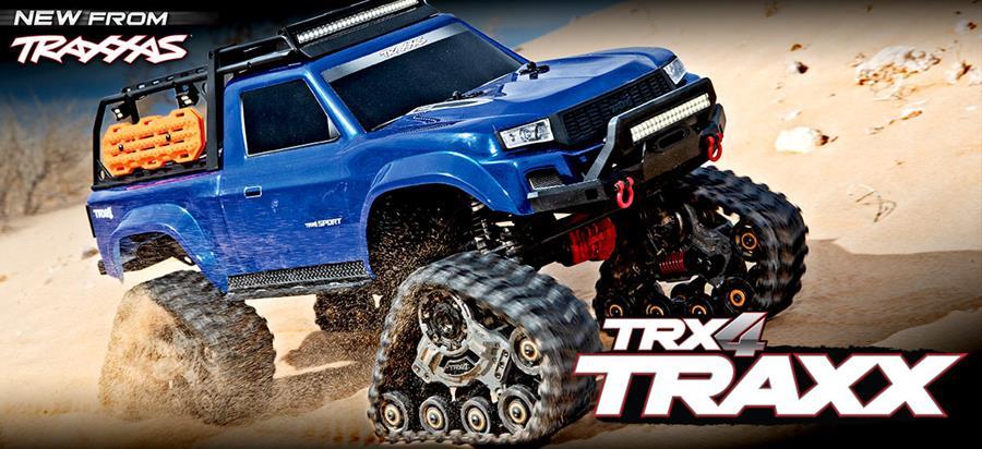 TRX-4 sada pásů