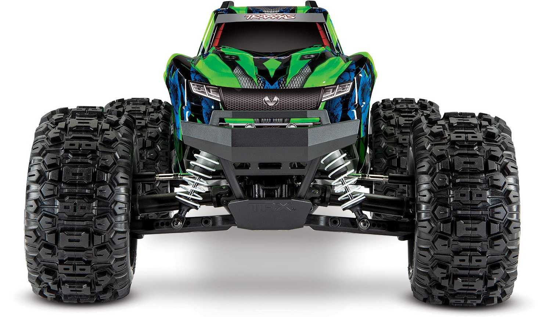 Traxxas Hoss 1:10 VXL 4WD TQi RTR