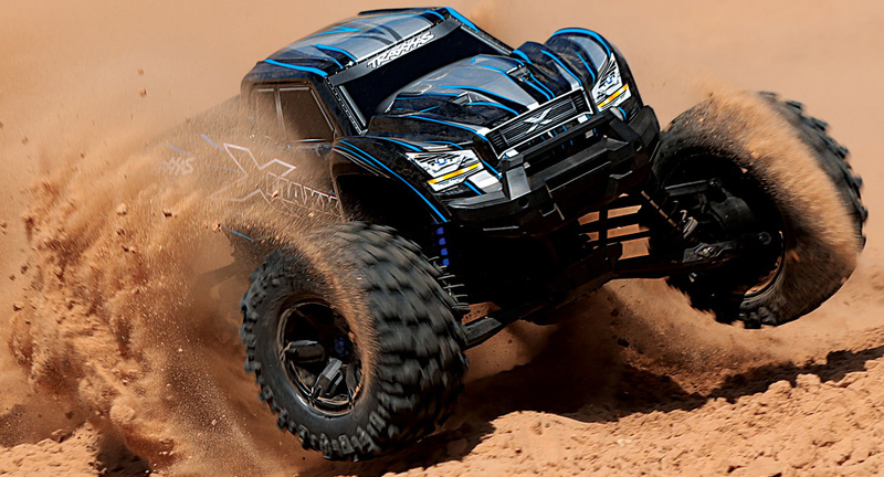 Traxxas X-Maxx Green Edition