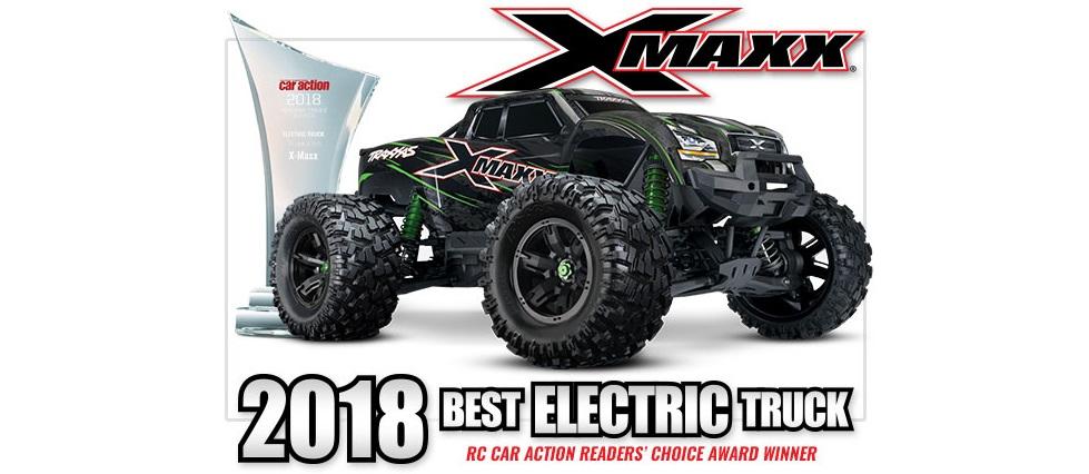 OcenÄní - X-Maxx
