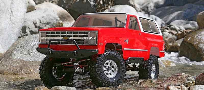 Chevrolet K-5 Blazer Ascender