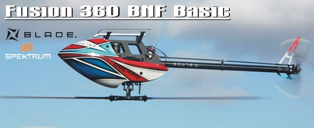 Blade Fusion 360 BNF Basic