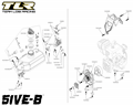TLR 5IVE-B Buggy 1:5 Kit | Pohon