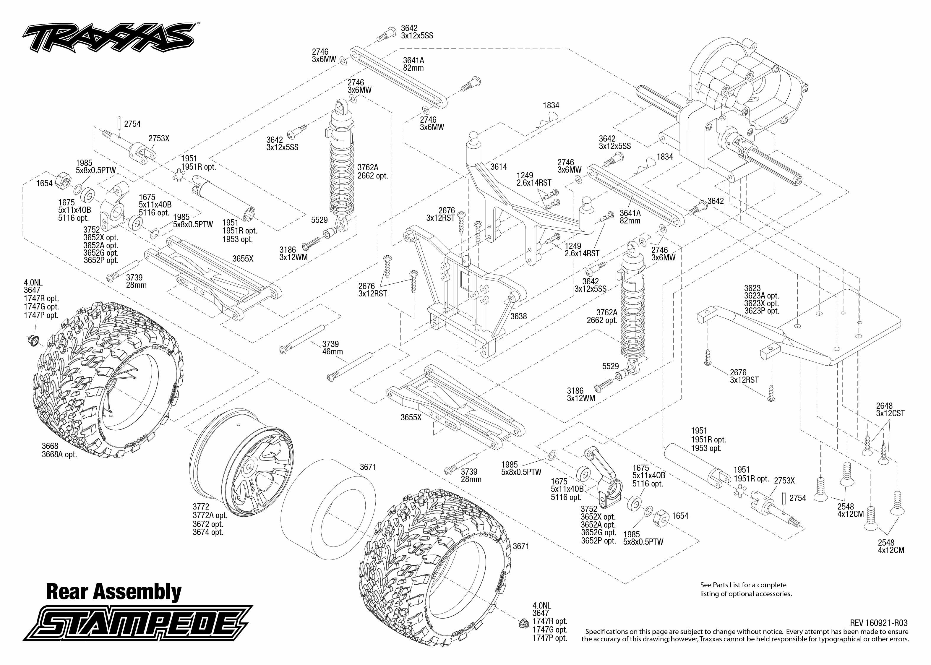revo 3 engine diagram