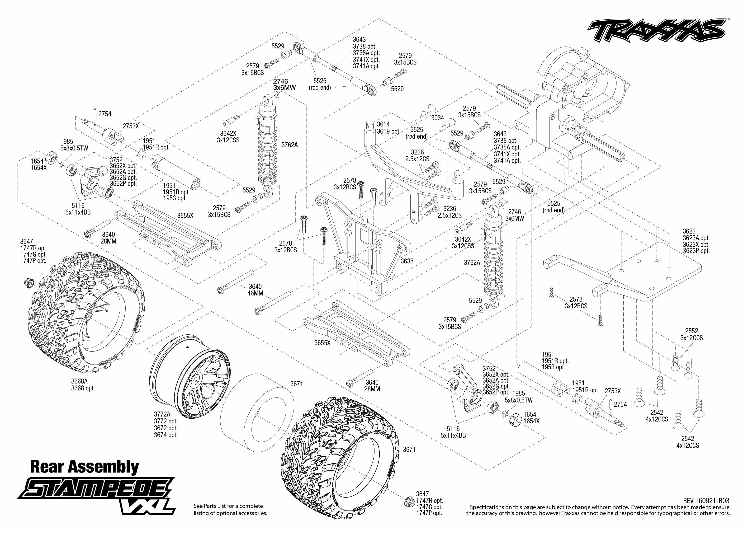 [WRG-7265] Traxxas Jato Wiring Diagram